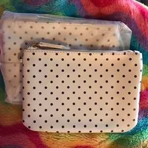 Black & White polka dot case